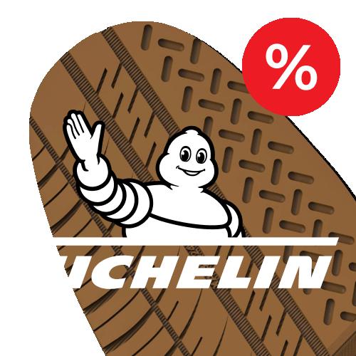 MICHELIN OUTDOOR АКЦИЯ!