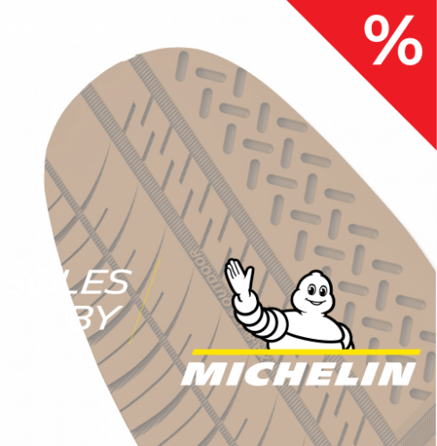 MICHELIN OUTDOOR АКЦИЯ!